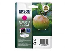 CARTOUCHE EPSON 100% NEUVE T1293 MAGENTA  / T129 pomme  renard