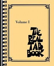 The Real Tab Book Volume I Sheet Music Guitar Real Book Fake Book NEW 000240359