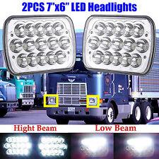 """7x6""""LED Headlight Beam For International 5900i 7300 7400 9200 9400 9900 5600 SBA"""