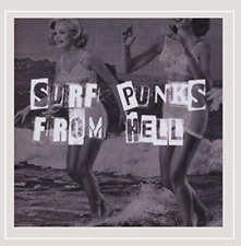 Surf Punks from Hell (CD-RP) (US IMPORT) CD NEW