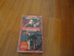 A NIGHTMARE ON ELM STREET PART 1 VHS TAPE ( REMASTERED ) -  NTSC - NEW /SEALED