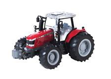TOMY 43078A1 BRITAINS BIG FARM MASSEY FERGUSON 6613 TRACTOR