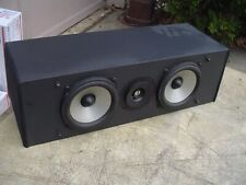 Paradigm CC-170 Center Channel Home Theater Stereo Speaker No Grille Cover