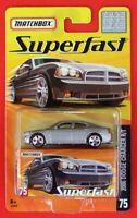 MATCHBOX Superfast  von 2005  Nr.75  2006 DODGE CHARGER R/T   OVP