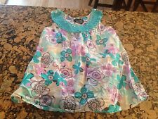 Girls Top By Speechless Size S In Excellent Pre-owned Condition!