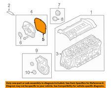 AUDI OEM 10-17 A5 Quattro Engine Parts-Front Cover Gasket 06H103483C