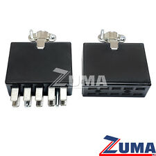 Skyjack 102518 & 102766 - Skyjack Male and Female Harness Connectors