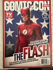 SDCC 2016 The Flash TV Guide Magazine WB Exclusive