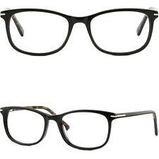 Leicht Damen Herren Brille Flexibel Federbügel Plastik Gestell Fassung Schwarz