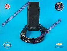 OPEL Vauxhall Op COM Cavo di diagnostica VAUX Strumento 120309 A 2012 Lettore Di Cablaggio Piombo