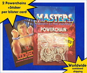 MotU - Tripute - Powerchains double pack - Masters of the Universe