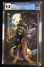 Future State The Next Batman # 1 CGC 9.8 Lashley Minimal Trade LTD-1500 DC 2021