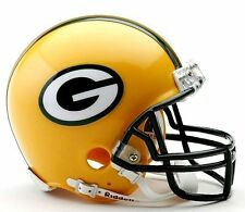 Green Bay Packers NFL Football Team Logo Riddell Mini Helmet
