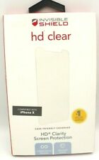 Invisible Shield HD Film Screen Protector for Apple iPhone 11 PRO, Xs / X - OEM