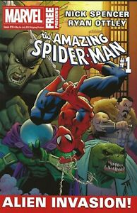 MARVEL PREVIEWS ISSUE #10 MAY 2018 AMAZING SPIDER-MAN INFINITY WARS