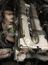 Mercedes Benz W123 Motor , Benziner !