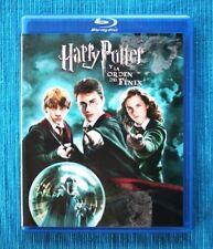 HARRY POTTER Y LA ORDEN DEL FENIX (ORDER PHOENIX, Radcliffe). BLURAY BD Blu-Ray!