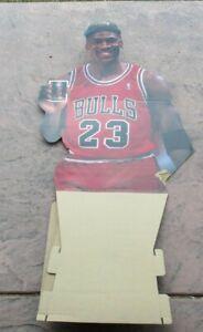 "MICHAEL JORDAN Upperdeck Promo Cardboard Display 18 1/2""x 17 1/2"" Rare! 1992"