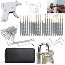 Pistolet Réparation Déverrouillage Outil Practice Cadenas Crochetage débloquer c