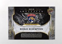 2019-20 UD Artifacts Base RC Redemption #RED193 Florida Panthers
