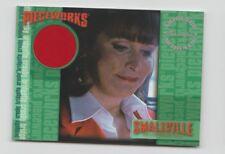 Smallville Costume Trading Card Bridgette Crosby #PW7 Season 4