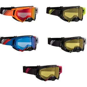 2020 Arctiva Vibe Goggles Dual Pane Anti-Fog for Snowmobile Winter Snow Gear