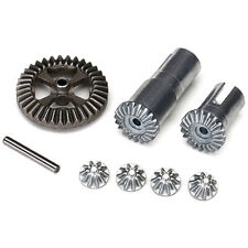 Traxxas 7579X - Metal Differential Gear Set, 1/18, Output, Ring, Pin
