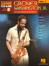 Grover Washington, Jr. Saxophone Saxofon Play-Along Noten mit Download Code