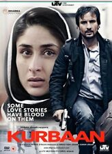 Kurbaan (Hindi DVD) (2009) (English Subtitles) (Brand New Original DVD)