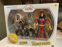 Marvel Legends Storm And Thunderbird Target Exclusive 2 pack In Hand
