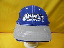 AARONS DREAM MACHINE NASCAR CAP WALTRIP RACE TEAM  ADJUSTABLE HAT