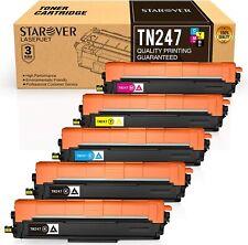 Toner Kompatibel für Brother MFC-L3750 CDW DCP-L3550 CDW DCP-L3510 CDW TN247 243