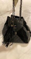 Chanel Paris-Seoul Patchwork Drawstring Bucket Bag