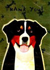 Bernese Mountain Dog - Tree Free Greeting Card - 17567