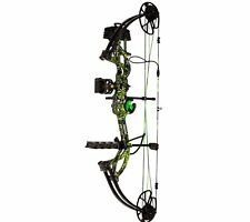 Bear Archery Cruzer G2 RTH Package Moonshine Toxic 70lb Limbs Right Hand Bow