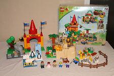 LEGO 4960 Duplo Zoo/Città Zoo