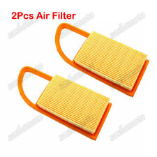 Air Filter 2pcs For STIHL 4282-141-0300 4282-141-0300B BR500 BR550 BR600 Blowers