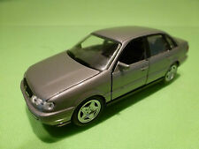 SCHABAK 1044 VW VOLKSWAGEN PASSAT VR6 - SILVER GREY 1:43 - VERY GOOD