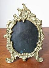 Art Nouveau Oval Freestanding Photo & Picture Frames