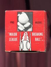 Major League Breaking Ball Pro Model Baseball Pick Point Enterprises