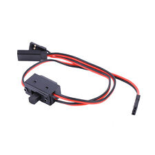 Power NEW On/Off Switch With JR Cord Receiver For RC Boat Car Flight