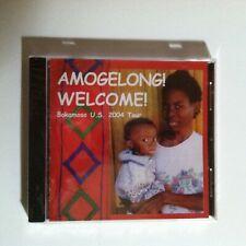 "BOKAMOSO Youth Foundation CD 2004 Tour NEW African gospel ""Amogelong! Welcome!"""