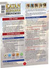 Catan Scenarios: Frenemies Mini Expansion Catan Studios Settlers CN3119