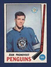1969-70 O-Pee-Chee #155 JEAN PRONOVOST (RC) Nrmt (or better)  Penguins!!