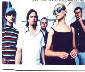 THE CARDIGANS -  Your new cuckoo - CD maxi