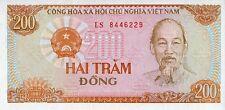 [CF2115] Vietnam 1987, 200 Dong (UNC)