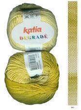 (9,00€/100g) DEGRADÉ KATIA 100% Baumwolle FARBVERLAUF BATIK Baby-Wolle Fb.3651