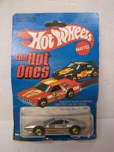 1982 Hot Wheels The Hot Ones Race Bait 308 Ferrari BLISTER PACK