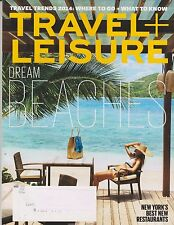 Travel + Leisure January 2014 Dream Beaches