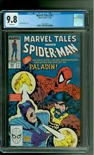 Marvel Tales 231 CGC 9.8 NM/MINT Paladin Thermo Spider-Man Todd McFarlane cover